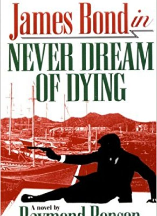 كتاب Never Dream Of Dying