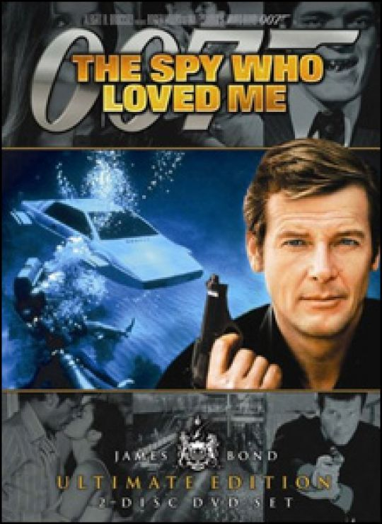 كتاب James Bond, The Spy Who Loved Me
