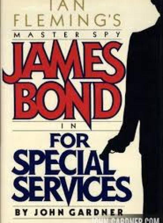كتاب For Special Services - John Gardner