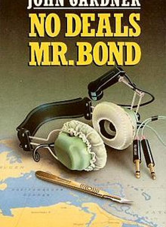 كتاب No Deals, Mr. Bond