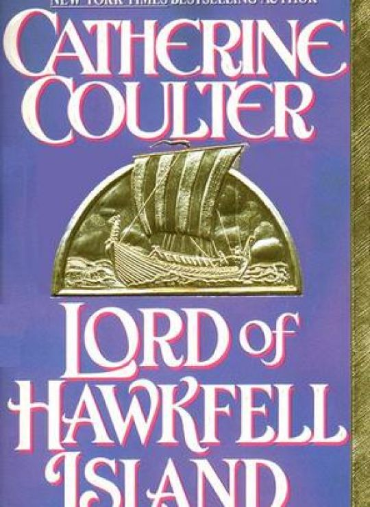 كتاب Lord of Hawkfell Island
