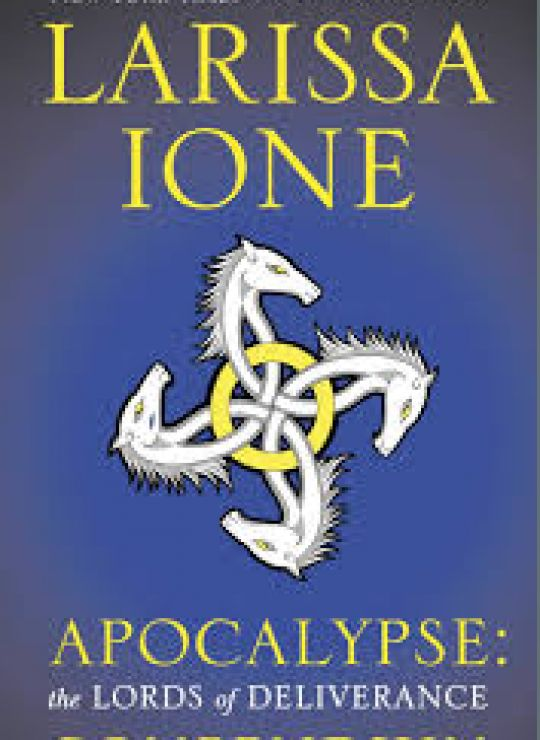كتاب Apocalypse  The Lords of Deliverance Compendium
