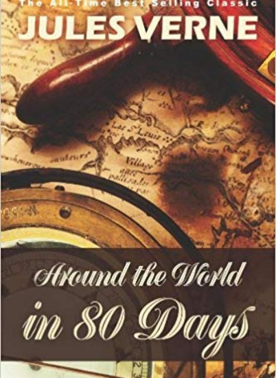 كتاب Around the World in 80 Days NT