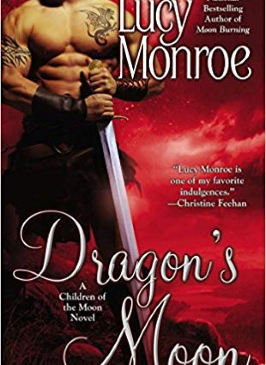 كتاب Dragon's Moon