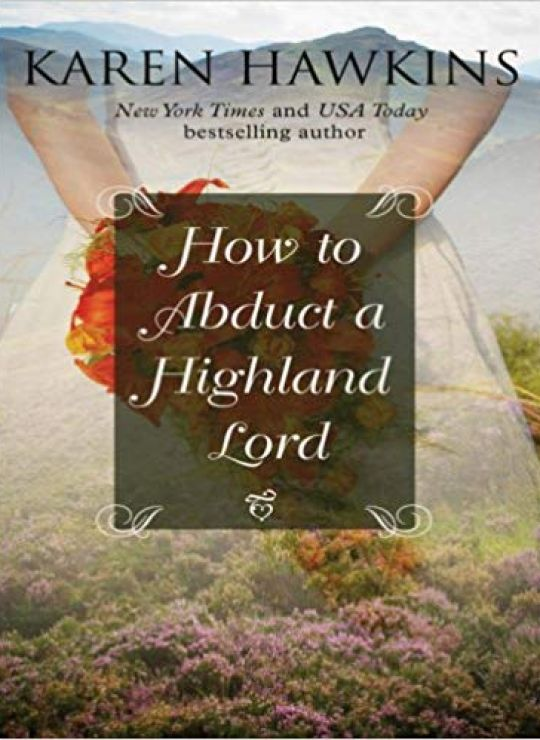 كتاب How to Abduct a Highland Lord