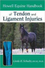 كتاب howell equine handbook of tendon and ligament injuries